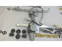 Электро-стеклоподъемники УАЗ Патриот, Профи в задние двери Р.3160.20 (Уаз 3163з р)