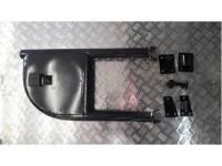 Калитка для запасного колеса на УАЗ Хантер, синхронная