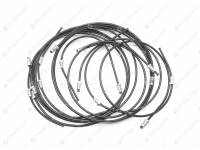 Трубка торм. 3163 с АБС ПОЛИМЕР (8 шт)