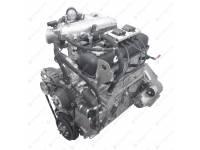 Двигатель (99 л.с) УМЗ 4213 ОН, АИ-92 инж, под лепестк. корзину, ЕВРО-2 кран ВС-15 (грузовой ряд) (4213.1000402-20)