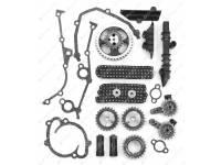 Ремкомплект привода ГРМ Евро-3 (KNG-1006000-61) двурядная цепь (406.3906625-10)