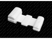 Подушка рессоры (ПВХ белый) (451Д-2902430)