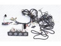 Жгут проводов с щитком приборов Автоприбор (дв. 40911, Евро-4) (3962-95-3724006-44)