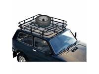 Кронштейн крепления запасного колеса к багажнику экспед.(Д-5)