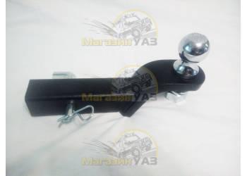 Комплект фаркопный (переходник, шар, палец)